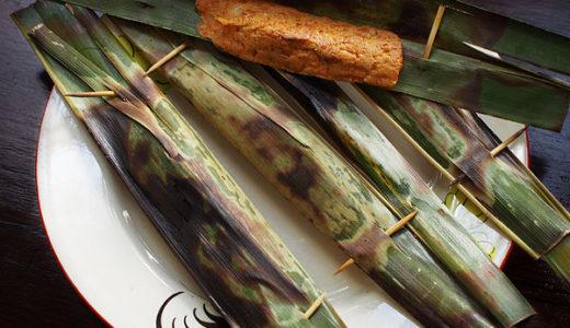 マレーシア独特の料理?「オタオタ」とは