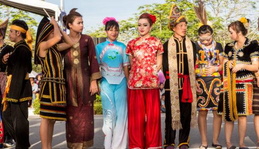 マレーシア人ってどんな人たち?今回はマレーシアに住んでいる民族のお話。