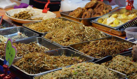 マレーシアの物価は安い?『食費』編