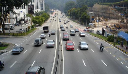 マレーシアでの運転、危険なバイクに要注意!