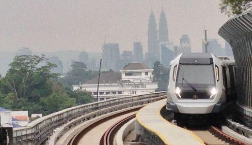 マレーシアの物価は安い?『交通費』編