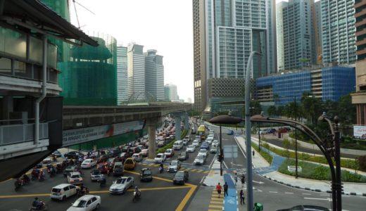マレーシアでの運転、道路上の危険がいっぱい