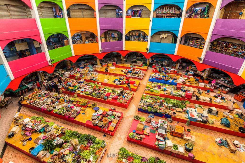 コタバルセントラルマーケット