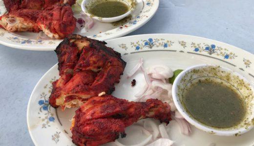 マレーシアで味わうタンドリーチキンがおいしすぎてリピしまくり【インド料理】