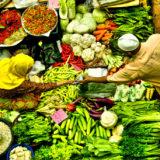 マレーシアの野菜