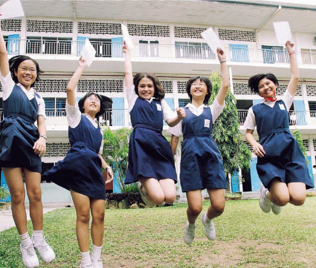 マレーシアの学生服