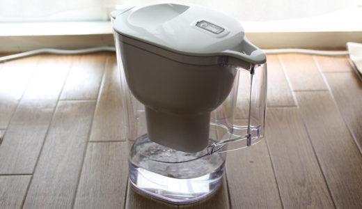 【 必需品 】 卓上型浄水器ブリタはめっちゃ使えます!