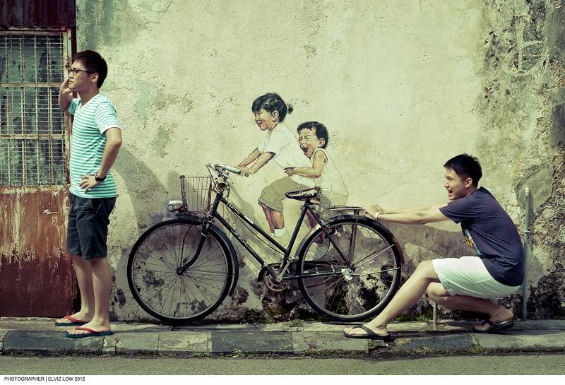 マレーシアの日常