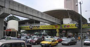 マレーシアの交通