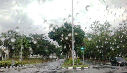 マレーシア、ただいま大雨洪水が頻発中【2018.1】