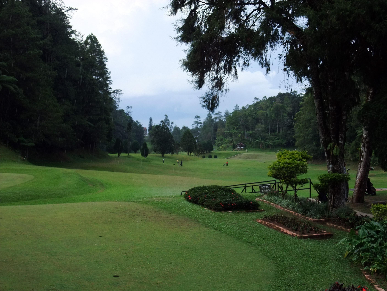 フレイサーズ・ヒルのゴルフコース