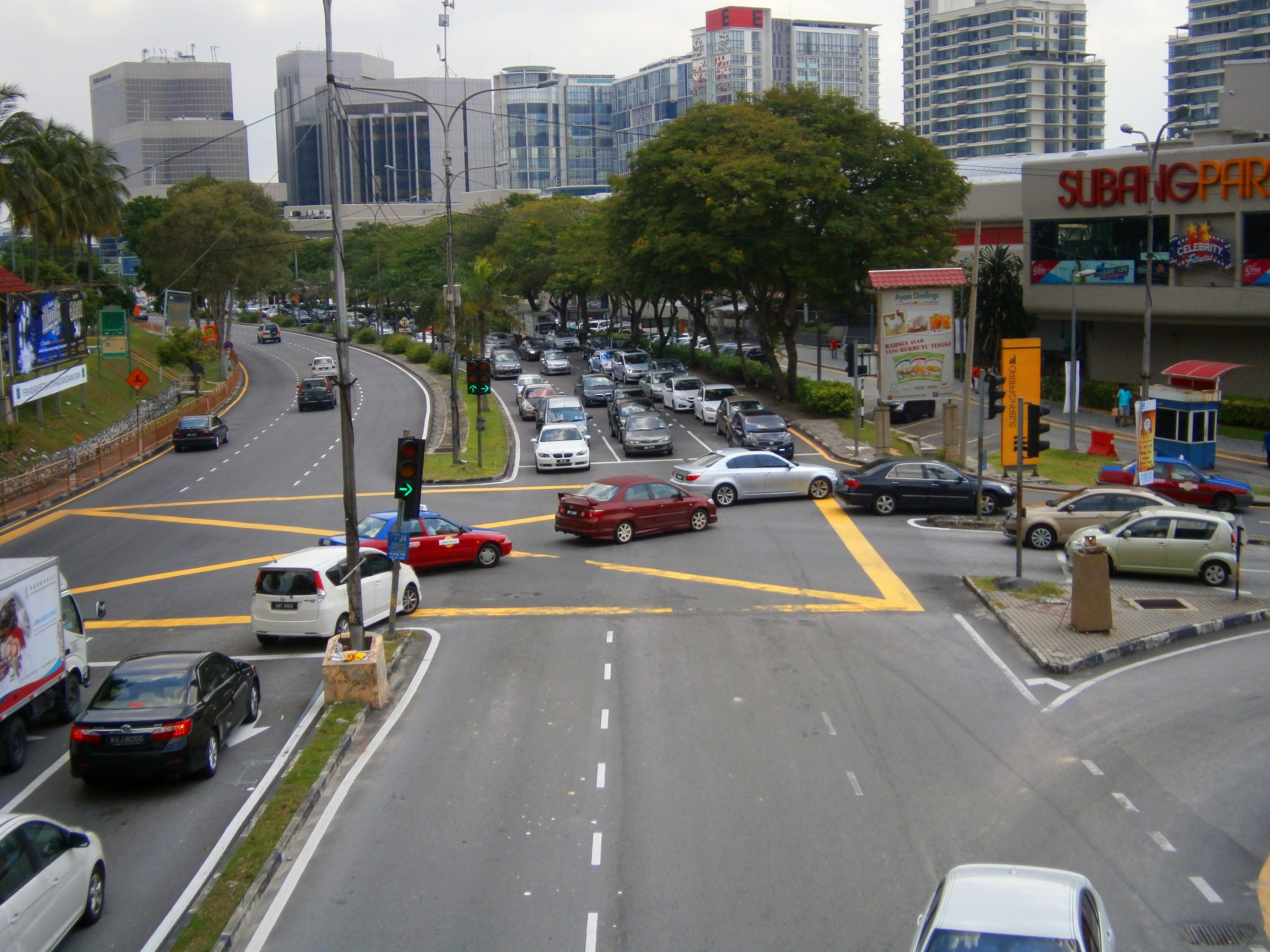 マレーシア交通
