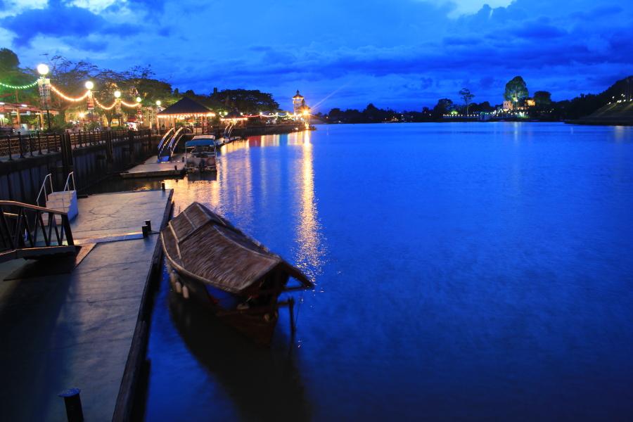 サラワク川