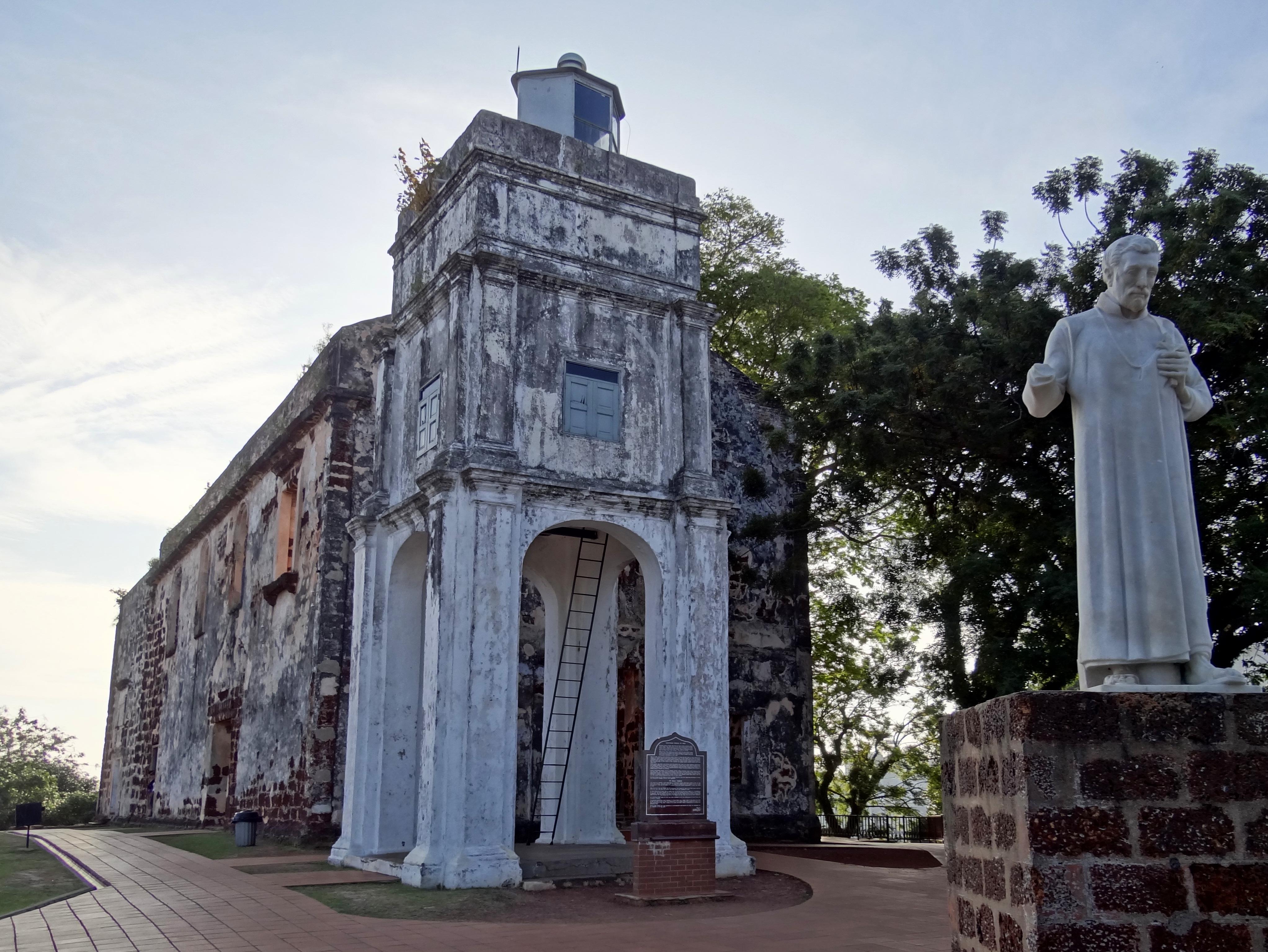 聖フランシスザビエル教会