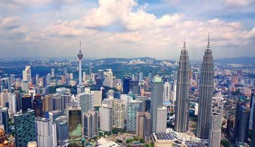 マレーシアは賃金格差がありすぎな件