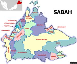 マレーシアサバ州