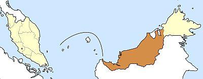 サラワク州