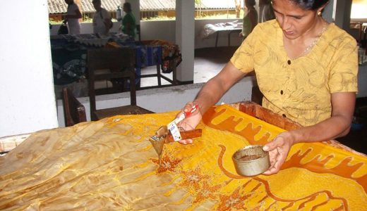 アジアンテイストな「バティック」はマレーシア土産の超定番