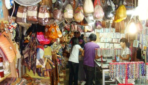 みんなと差のつくマレーシア土産といえば「カゴバッグ」