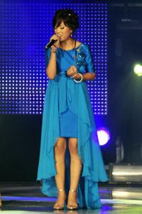 マレーシアの歌手シーラ アムザ