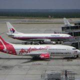 KLIAの飛行機