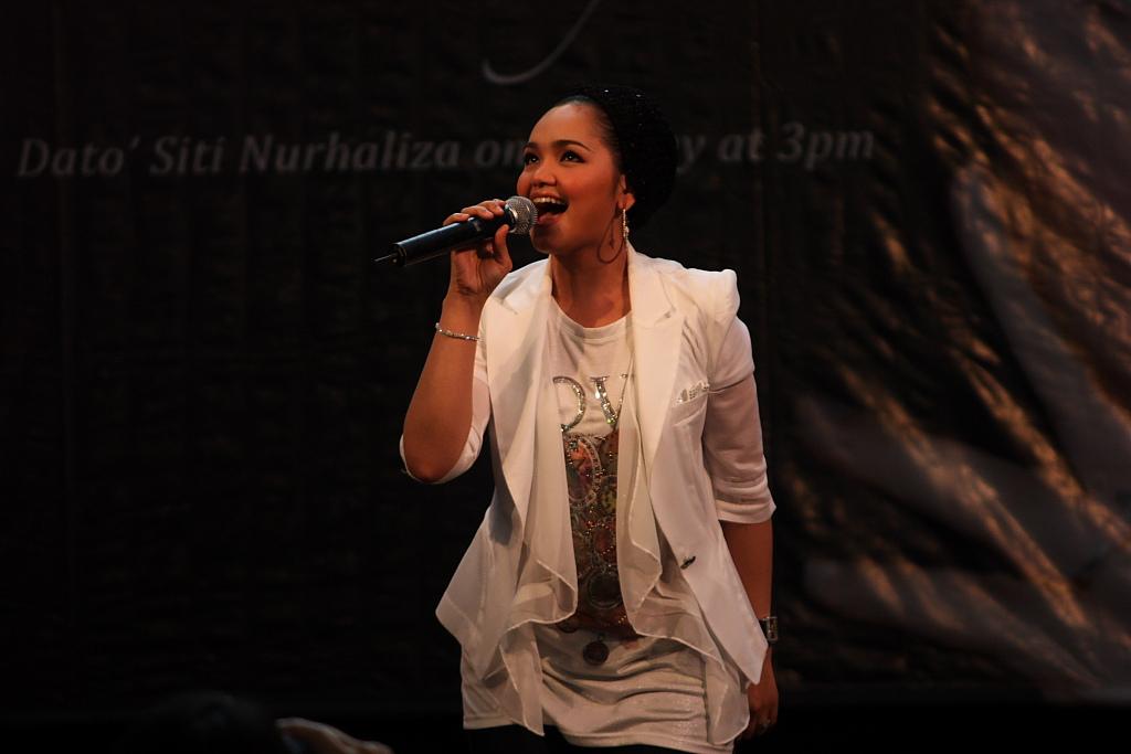 マレーシアの歌手