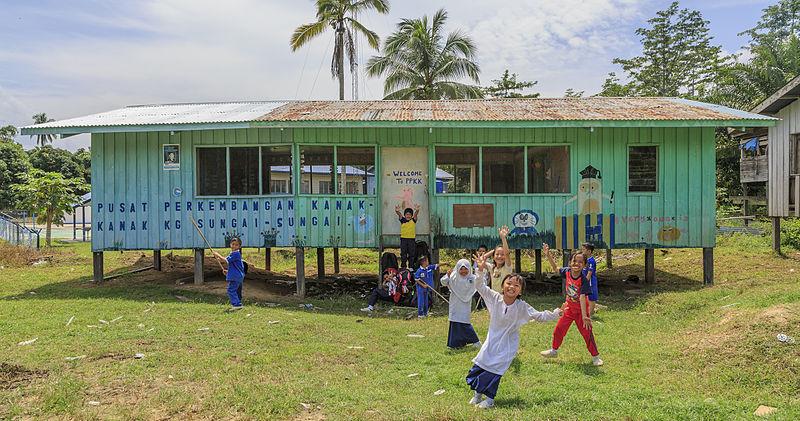 マレーシアの幼稚園