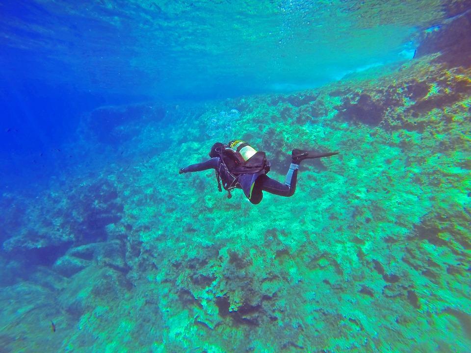 プルフンティアン島のダイビング