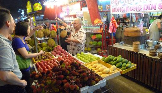 マレーシアの市場