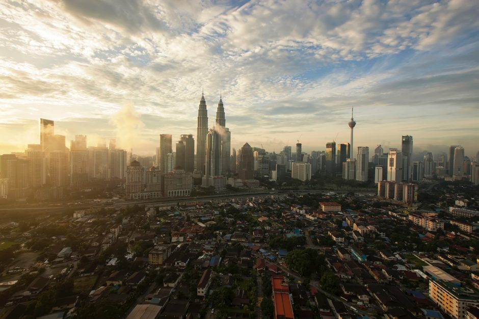マレーシアは移住先の国として人気