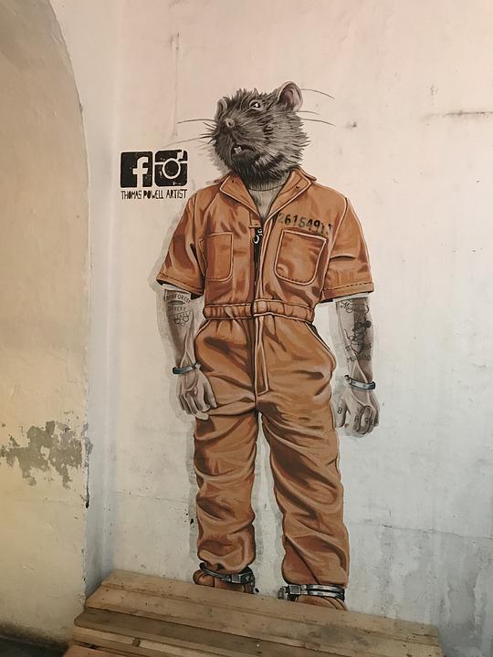 マレーシアのストリートアート