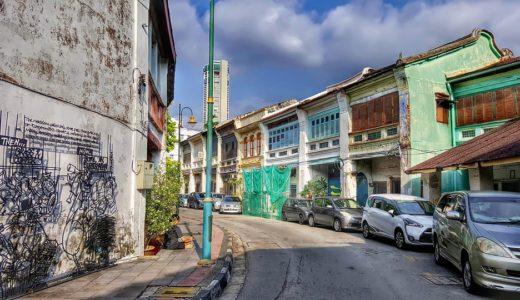 【 観光 】ペナン島に行ったら探してほしいストリートアート