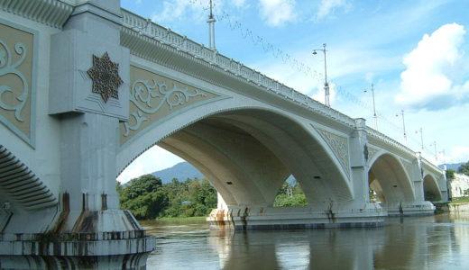 マレーシアの美しい橋、集めてみました