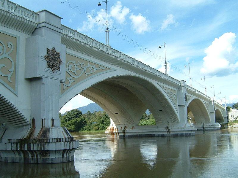 マレーシアの橋