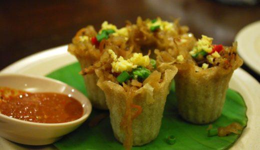 マレーシアで食べれるニョニャ料理とは?