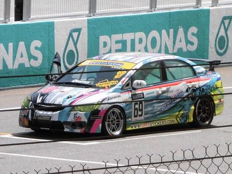 マレーシアのF1