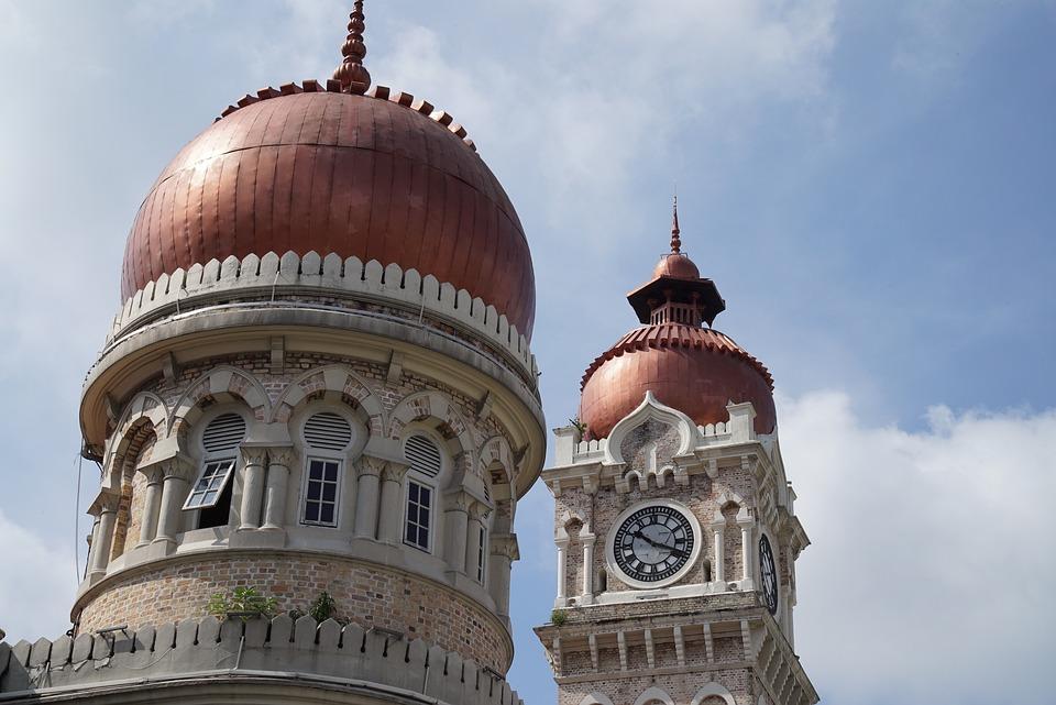 KLの時計塔