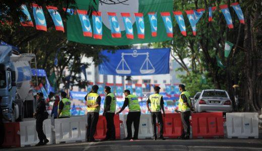 【 2018.5.10 】マレーシアは野党勝利を受けて連休