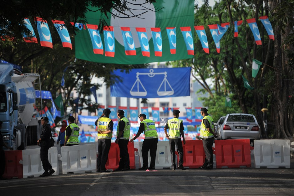 マレーシアの総選挙2018