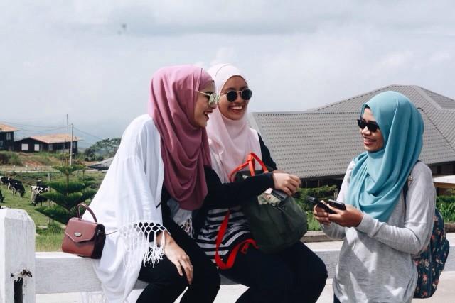 マレーシアの日常風景