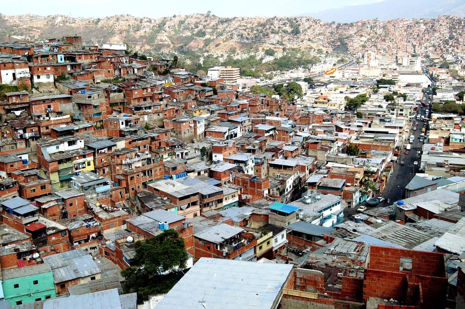 ベネズエラのカラカス