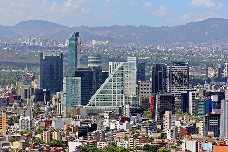 メキシコの都市シウダー・フアレス