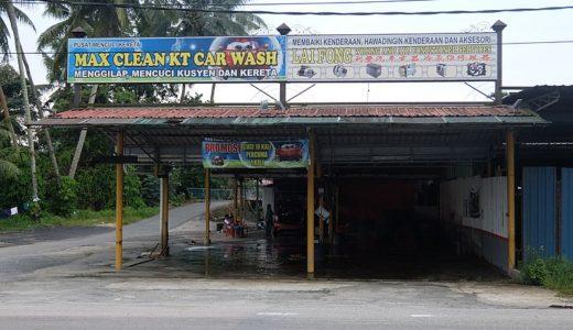 マレーシアの洗車屋さんが安くて使える!お店の選び方のコツ