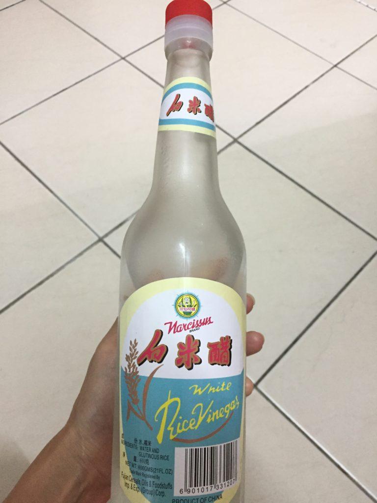 マレーシアで使っているお酢