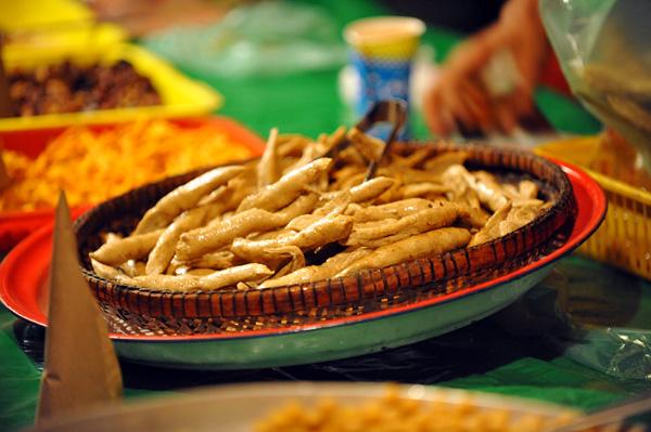 マレーシアで人気の揚げ菓子