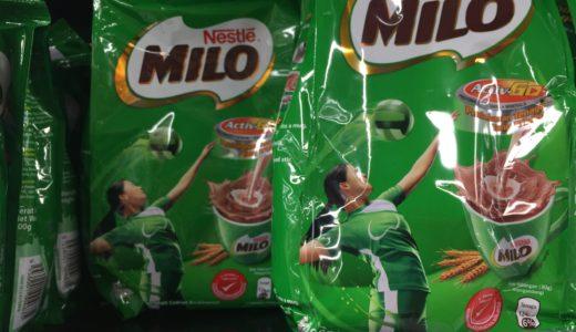 マレーシアの子供たちに一番人気の飲み物とは?