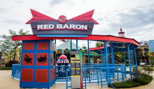 マレーシア観光、ペラ州イポーの「アニメテーマパーク」に遊びに行こう!