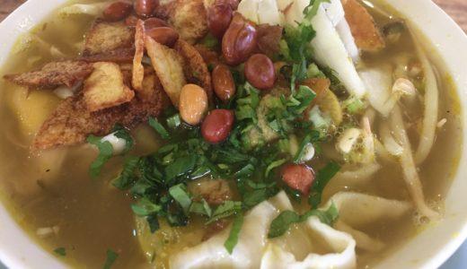 マレー系レストランで食べれるソト・アヤムがあっさりながら癖になる美味しさ!