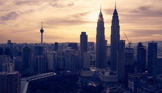 マレーシアは現在不安定なお天気が続いています (2019.01.29)