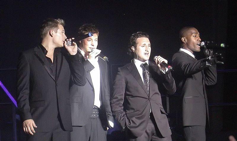 イギリスの有名バンド「BLUE」がクアラルンプールでライブを開催